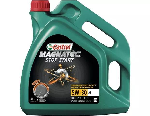 Castrol Magnatec 5W30 A5 Oil 4 Litre £15.75 + £3.99 for postage at Halfords (Mainland UK delivery)