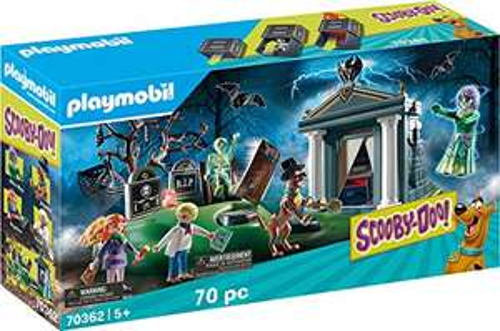 Playmobil 70362 Scooby-Doo! Adventure on the Cemetery £27.99 Amazon