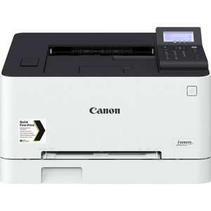 Canon i-SENSYS LBP621Cw A4 Colour Laser Printer £159.88 delivered With £30 Cashback from Canon