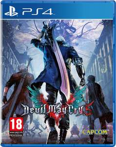 Devil May Cry 5 (PS4) for £9.99 delivered @ Simply Games