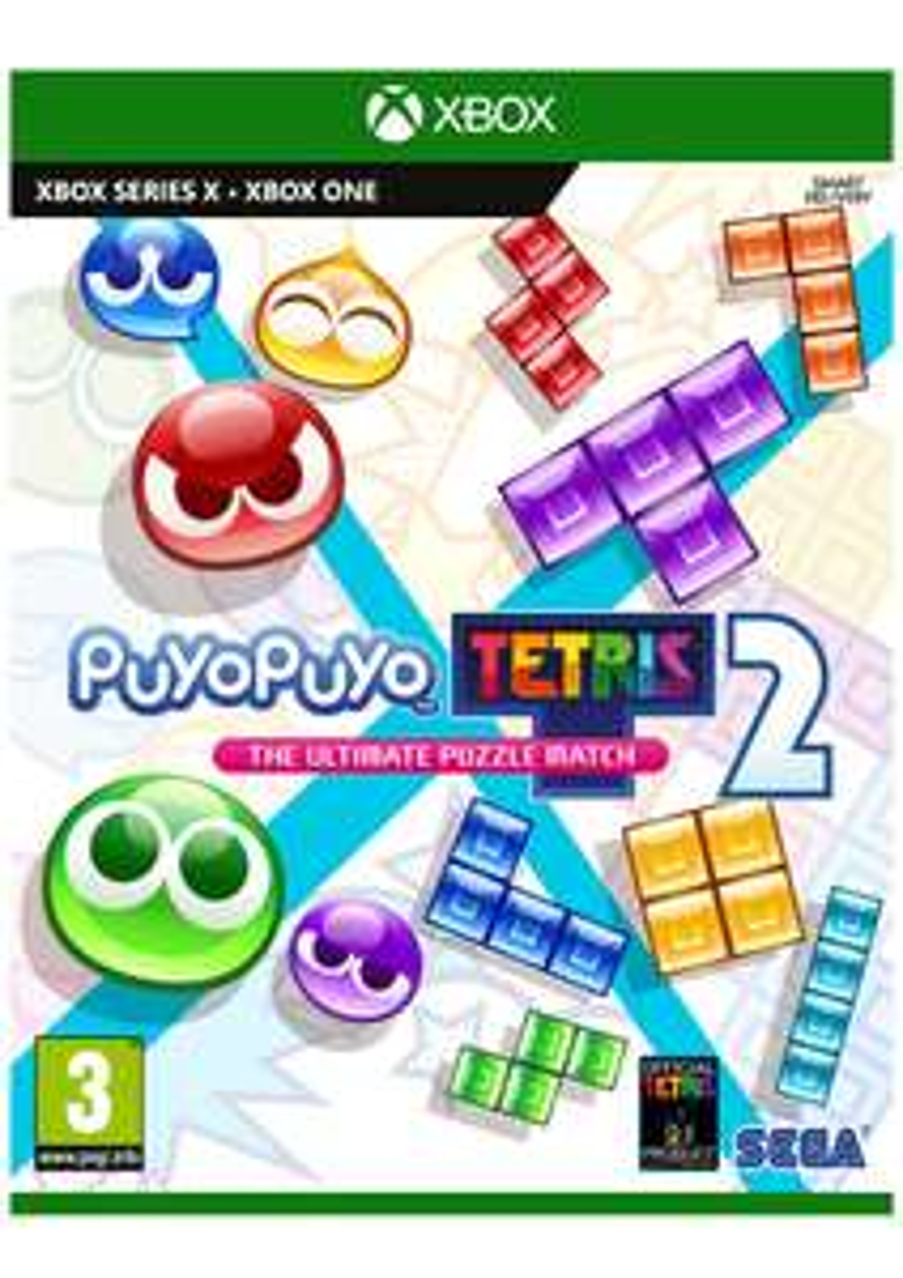 Puyo Puyo Tetris 2 + Bonus DLC (Xbox One / Series X) £12.99 Delivered @ Simply Games