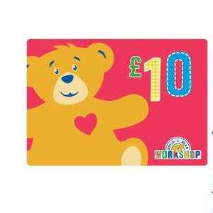 £10 e-gift card for £5 - Minimum spend £20. Bonus Product at checkout. Up to 5 cards per order