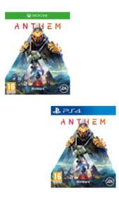 [Xbox One] Anthem - £2.99 / [PS4] - £3.99 delivered @ Simply Games