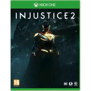 Injustice 2 (Xbox One) Brand New & Sealed £4.99 at boss_deals ebay