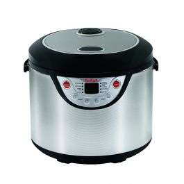 Multicook 8in1 RK302E15 MultiCooker - 5L Stainless Steel - £54.49 (with code for new users) delivered @ Tefal
