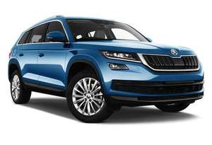 Skoda Kodiaq 1.5 TSI SE 7 Seat, Manual, Petrol £22,133 (RRP £27,940) from local dealer via Carwow