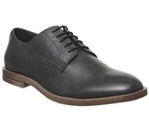 Carriage Derby Shoes - Black, now £11.99 delivered, using code, @ Office Shoes