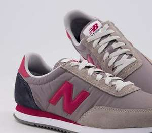 New Balance Marblehead Neo Crimson Trainers £27.99 delivered, using code, @ Office Shoes