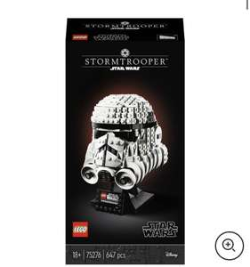 Lego Star Wars 75276 Stormtrooper Bust £47.99 + £1.99 delivery at Zavvi