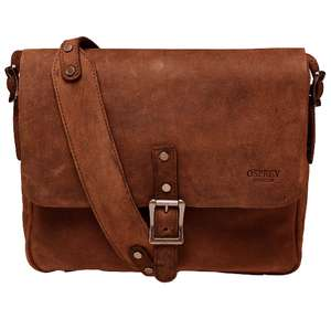 50% off sale + 10% extra off e.g. Clayton Leather Satchel £44.10 + £4.95 delivery (free over £50) @ Osprey (London)