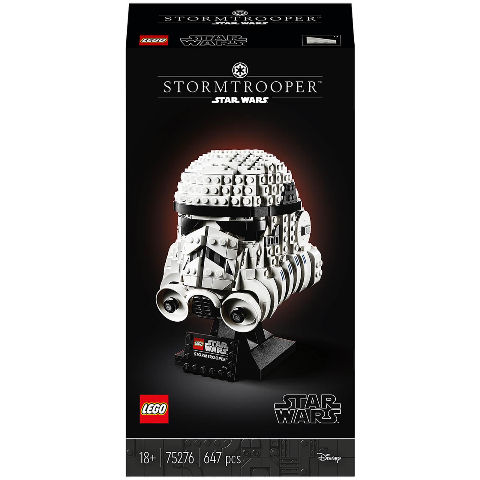 LEGO Star Wars 75276 Stormtrooper Bust- £47.99 Delivered @ IWOOT