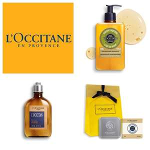 21% Off Most Full Price Items (With Code) & Up To 50% Off Winter Sale - Delivery £3.95/Free Over £25 @ L'Occitane Shop