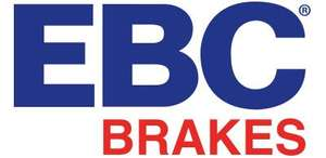 20% off EBC Brakes website