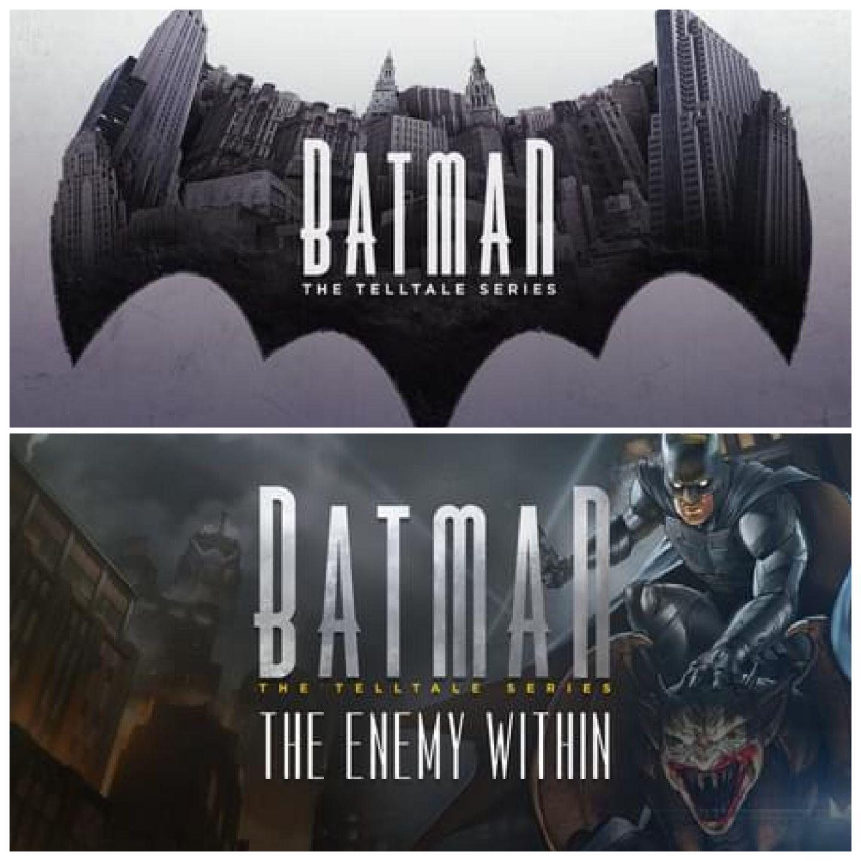 [PC] Batman: The Telltale Series / The Enemy Within - £2.99 each / Shadows Edition - £5.99 @ GOG