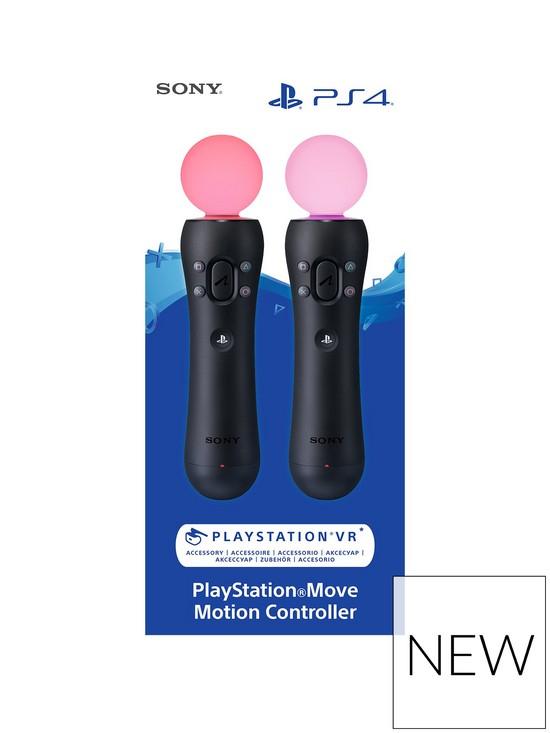 Playstation Sony PlayStation Move Motion Controller Bundle V2 £73.98 delivered at VERY