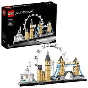 LEGO Architecture 21034 London Building Set £28.57 (£27 fee free card) Delivered @ Amazon Germany (UK Mainland Only)