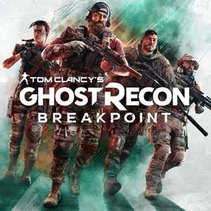 Tom Clancy's Ghost Recon: Breakpoint £8.99 with gold at Xbox.com Store