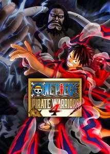 One Piece Pirate Warriors 4 Switch - £24.99 + £4.99 Delivery @ GAME