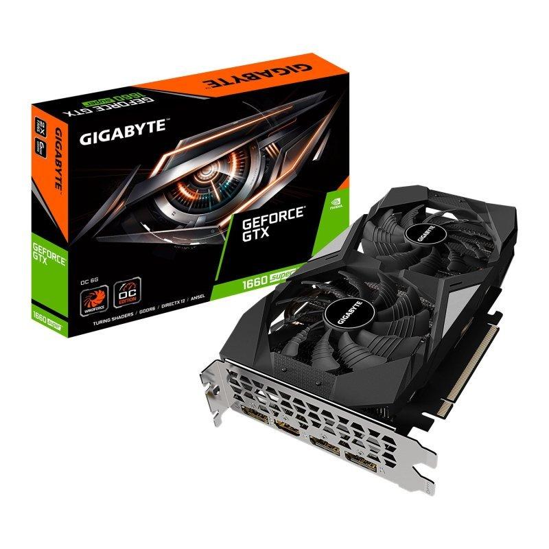 Refurbished EX-DISPLAY Gigabyte GeForce GTX 1660 SUPER OC 6GB Graphics Card - £213.15 / £216.64 delivered @ Ebuyer