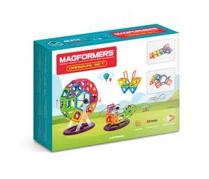 Sticko-Magformers sale, items from £4.99 e.g Carnival Set £35.99 / Pop Up Box £22.50 / Shapes & More Set £22.50 (£4.99 postage UK Mainland)