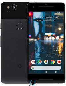 Google Pixel 2 64GB Smartphone - Unlocked Used Good Condition Black / Blue - £84.99 Delivered @ 4Gadgets