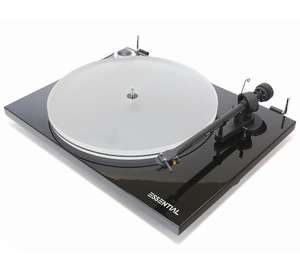 Pro-Ject Essential III A (Black) Turntable £249 Richer Sounds