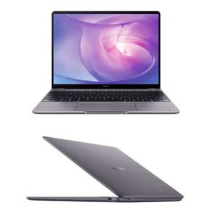 Huawei MateBook 13 - 2020 Model - 2160 x 1440 Touchscreen / i7-10510U / 16GB RAM / 512GB SSD / GeForce MX250 - £829.99 Using Code @ Huawei