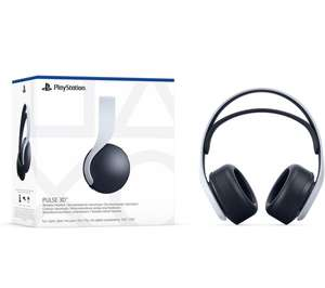 Sony Pulse 3D Wireless 3D Headset £84.99 delivered using code @ Currys PCWorld