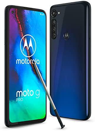 "Motorola Moto G pro 6,4"" FHD+ o-notch display, Dual SIM, 4/128GB), Mystic Indigo - £179.99 delivered @ Amazon"