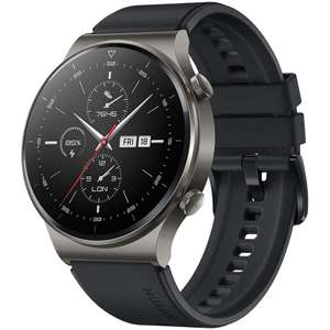 HUAWEI WATCH GT 2 Pro smartwatch in Night Black or Nebula Grey and HUAWEI FreeBuds 3i in Black for £219.99 delivered using code @ Huawei