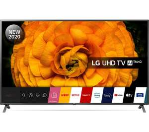 "LG 82UN85006LA (2020) LED HDR 4K Ultra HD 82"" Smart TV £1499 @ Currys PC World"
