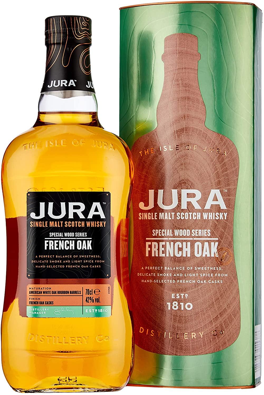 Jura French Oak Single Malt Scotch Whisky 70Cl - £22.50 @ Tesco Enniskillen