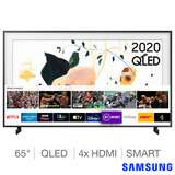 Samsung QE65LS03TAUXXU, The Frame, 65 Inch QLED 4K Ultra HD Smart TV - £1378.99 @ Costco