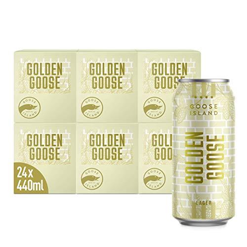 Goose Island Golden Premim Craft Lager Beer Cans 24 x 440ml £36.99 @ Amazon