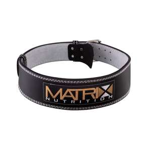 Matrix Weightlifting Belt L only - other sizes now OOS 9.98 delivered @ Supplementcentre