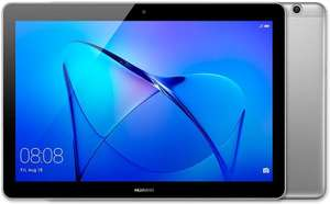 Huawei MediaPad T3 10 Inch IPS 2GB+16GB Tablet - Grey, £89.99 with code at Huawei