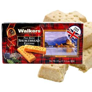 12 x Walkers Pure Butter Shortbread 375g Boxes - £10 delivered (Best Before 30/03/2021) @ Yankee Bundles