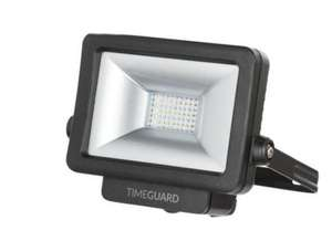 Highly rated LED flood light, with optional PIR module available, £26.35 (+ £4 delivery) @ Trading Depot