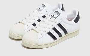 Women's Adidas Originals Superstar Vintage Trainers - £31.99 delivered using code from Size?