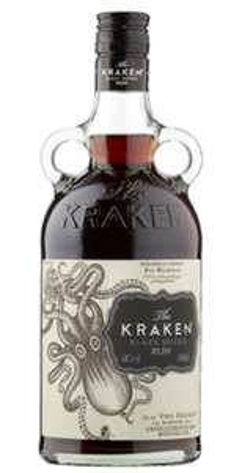 Kraken 70cl Spiced Rum - £20 @ Amazon
