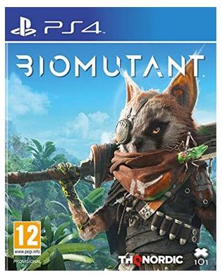 Biomutant (PS4) - £37.85 @ Base