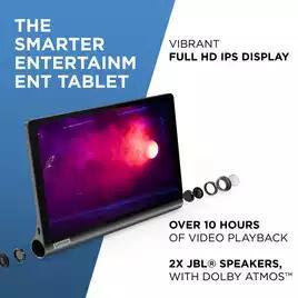 Lenovo Yoga Smart Tab 10.1in 32GB Tablet 3GB Ram - Grey £179.99 @ Argos