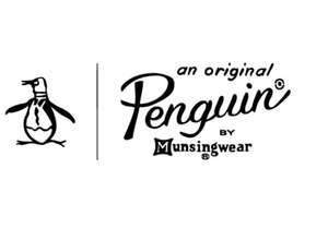 Up to 90% off Original Penguin flash sale - T shirts from £2.99 / Trainers £14.99 - delivery is £4.99 @ USC