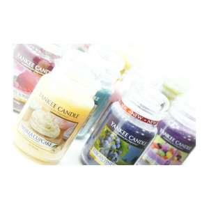Various Large Yankee Candles £10 delivered (e.g Vanilla / Home Sweet Home / Pecan Pie / Calamansi Cocktail) @ Yankee Bundles