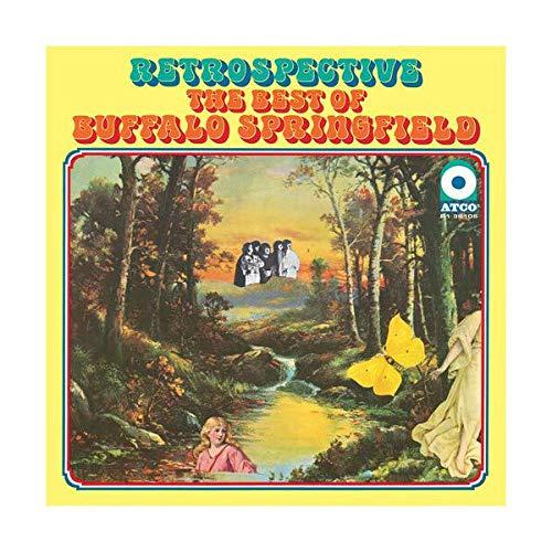 Buffalo Springfield - Retrospective: The Best Of (Vinyl) £14.99 (+£2.99 non-prime) @ Amazon