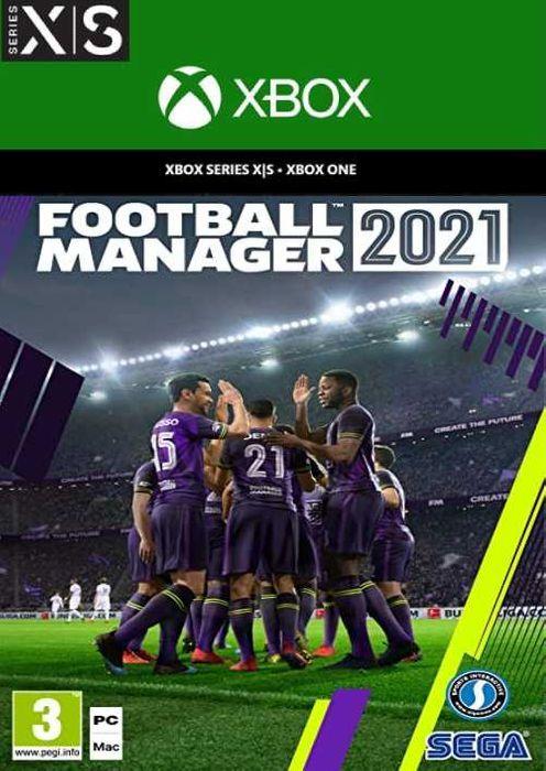 Football Manager 2021(Xbox) £18.99 @ CDKeys