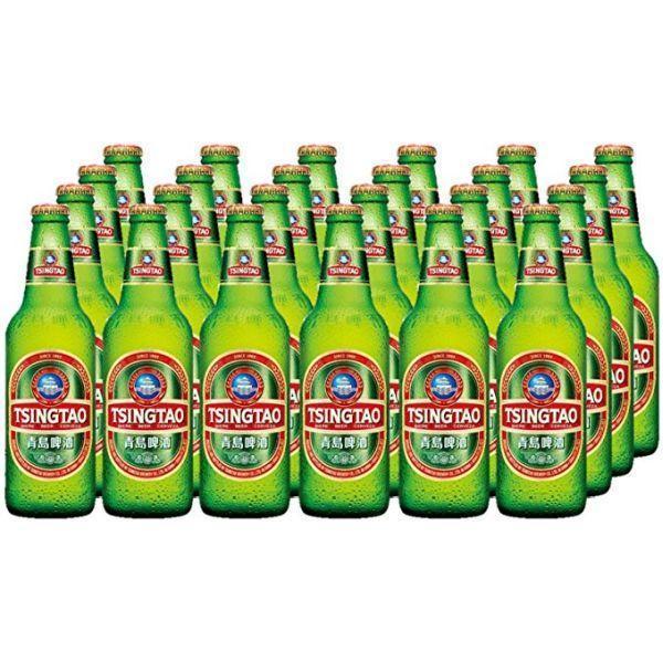 Tsingtao 24X 330Ml Bottles £13.99 @ Baileys Bargains (Ross On Wye)
