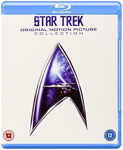 Star Trek 1-6 Blu-ray Boxset £12.34 + £2.99 NP @ Amazon