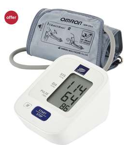 Boots Pharmaceuticals Blood Pressure Monitor - £15.29 (with 'My Advantage Card' 15% discount) (+ £3.50 delivery) @ Boots