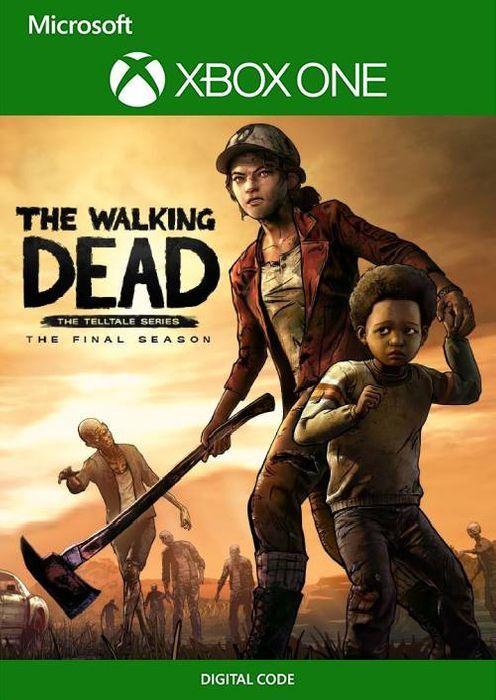 The Walking Dead: The Final Season (XBOX) £4.44 via Argentina VPN / Eneba